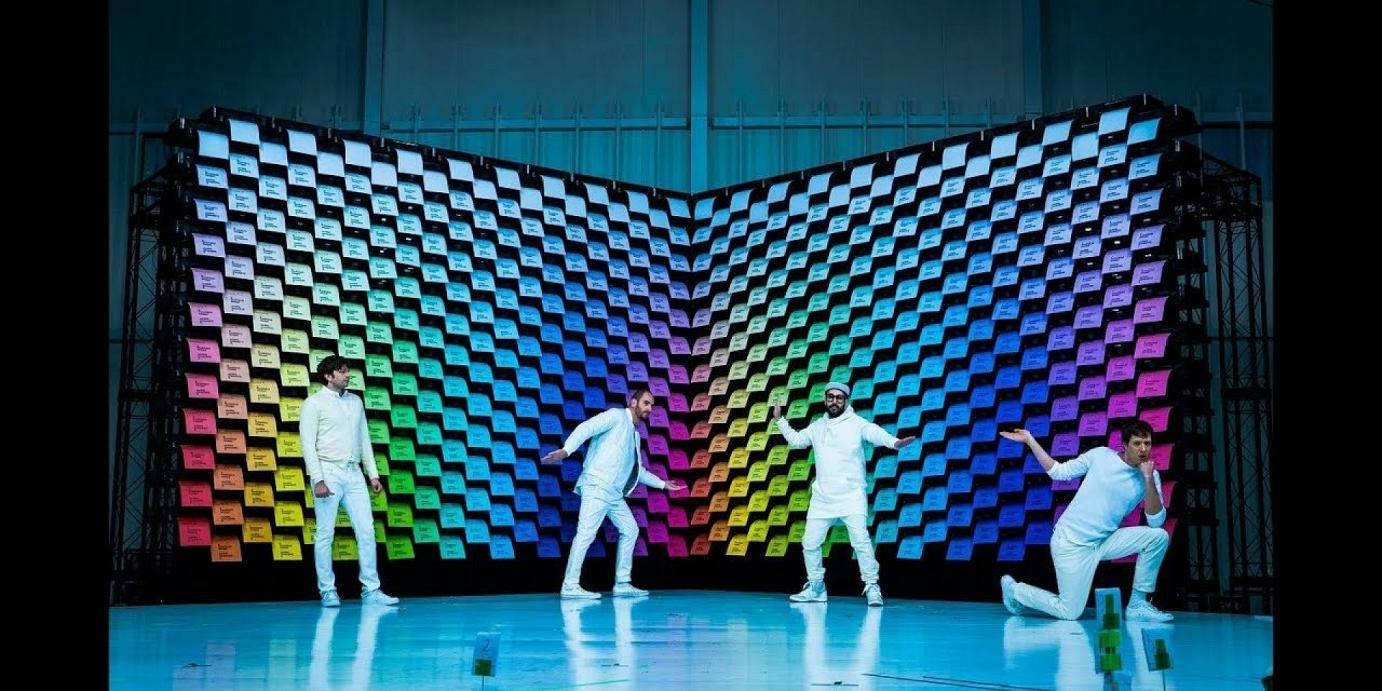 OK Go's Ruthless, Awesome, Commitment to Insane Visuals